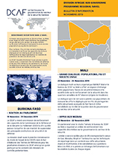 Sahel Newsletter